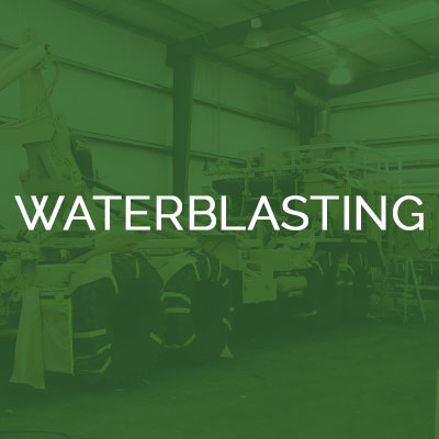 Phillips Industrial Services Waterblasting