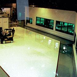 Industrial Floor Painting