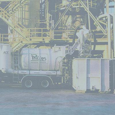 Industrial Vacuum Truck Services