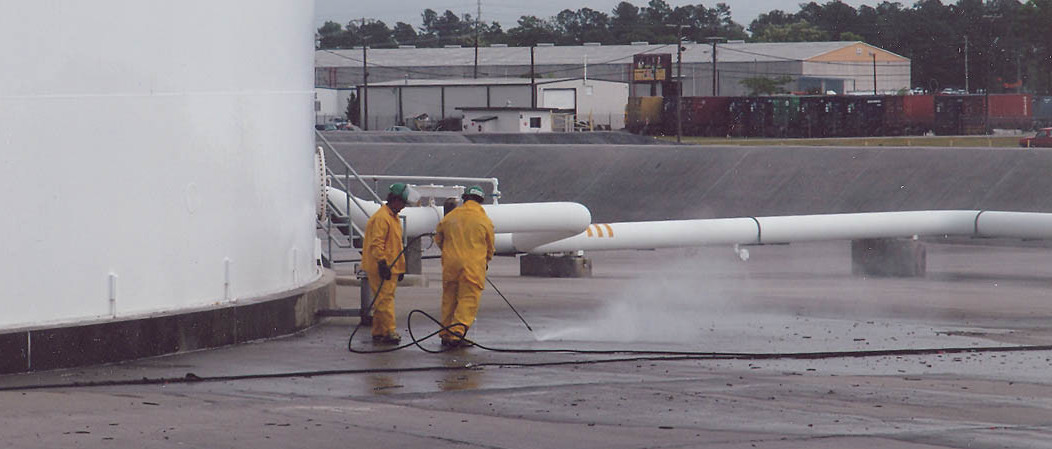 Water Blasting Services